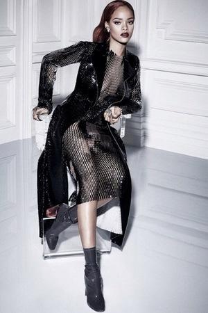 Rihanna shares new Dior 2015 campaign images, 3rd September 2015