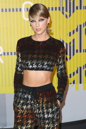 Taylor Swift. Celebrities attend 2015 MTV Video Music Awards at Microsoft Theater, 30 August 2015
