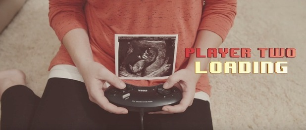 Giovanna Fletcher announces second pregnancy with YouTube video, 3rd September 2015