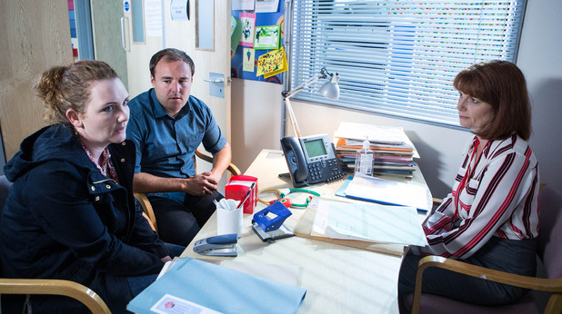 Corrie, Hope has cancer, Wed 2 Sep