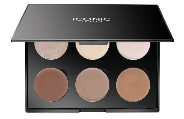 ICONIC LONDON Multi Use Cream Contour Palette £32.99, 1st September 2015