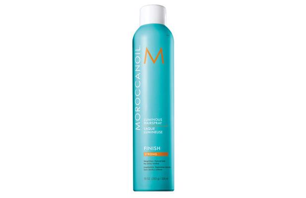 Moroccanoil Luminous Hairspray Stong Hold £17.25 2nd September 2015