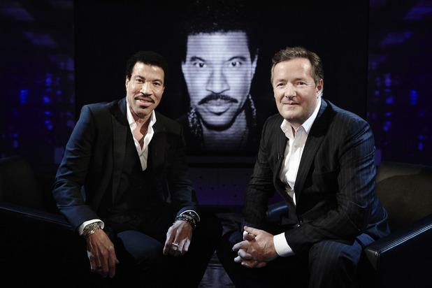Piers Morgan's Life Stories, Lionel Richie, Fri 4 Sep