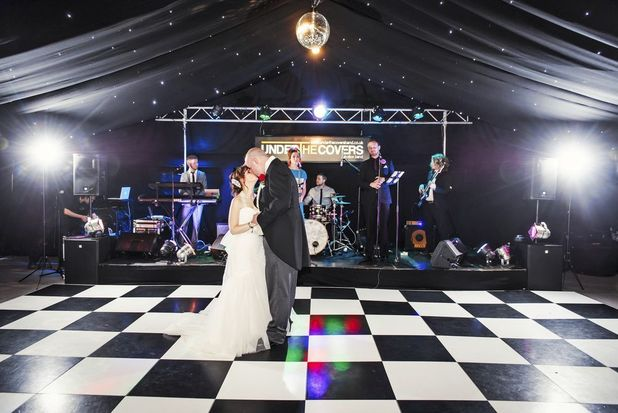 I'm happy to be different - Emma and Dave's first dance
