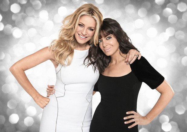 Strictly Come Dancing, Tess Daly and Claudia Winkleman, 2015 Sat 5 Sep
