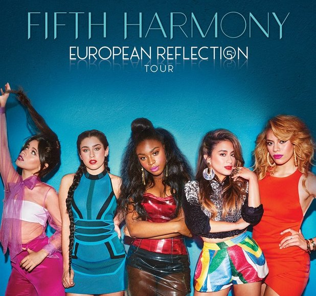 Fifth Harmony announce European leg of 'Reflection Tour' - 3 September 2015.