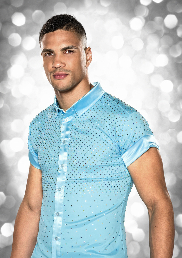Anthony Ogogo, Strictly Come Dancing Official Photos 1 September