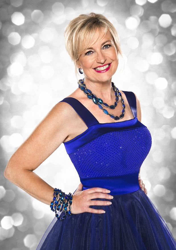 Carol Kirkwood, Strictly Come Dancing Official Photos 1 September