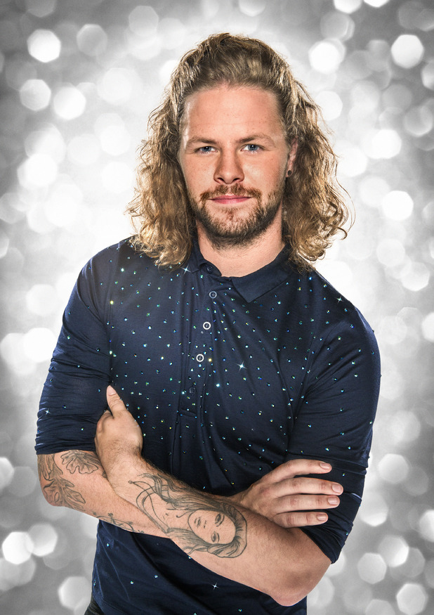 Jay McGuiness, Strictly Come Dancing Official Photos 1 September