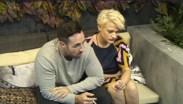 CBB: Chloe-Jasmine breaks down while thinking she could be split from Stevi