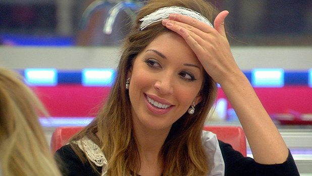 Celebrity Big Brother, Day 7 grabs Farrah Abraham