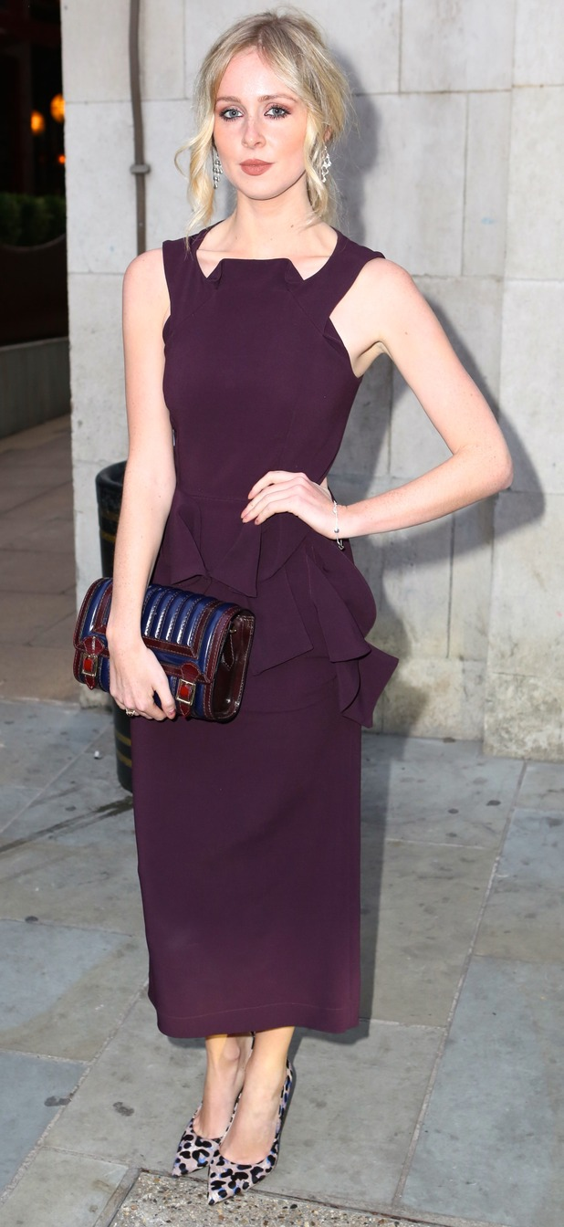 Diana Vickers at the Links of London anniversary party in London, 8th September 2015