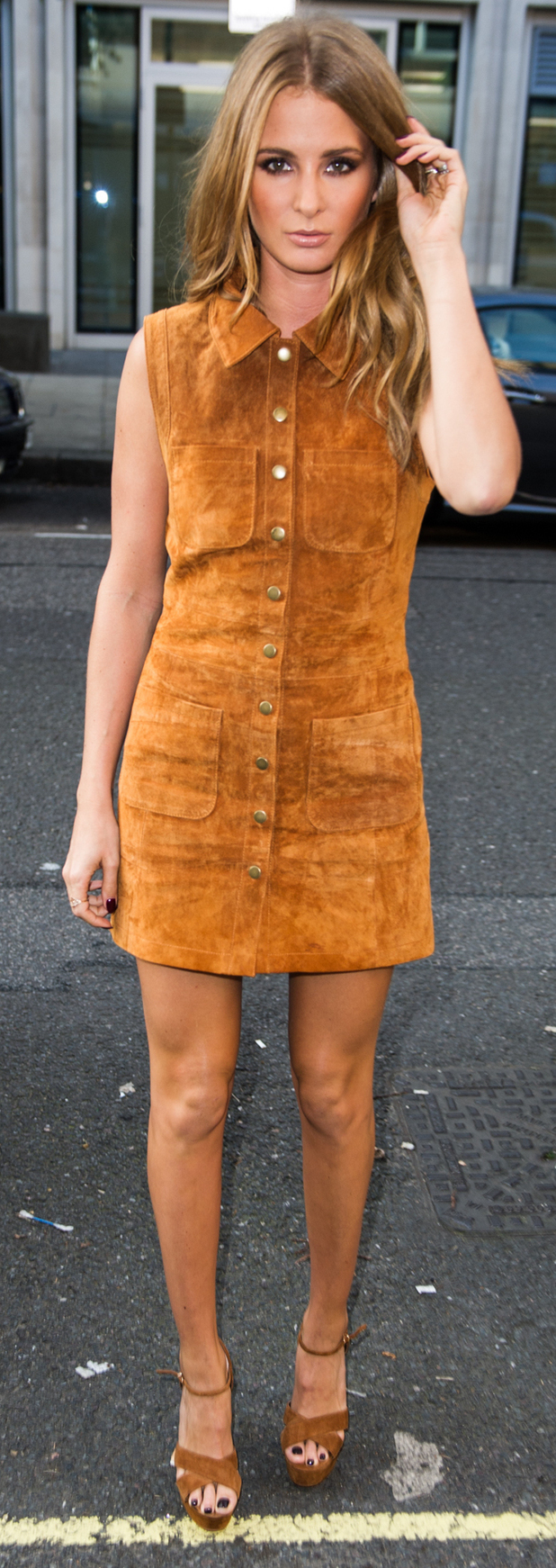Millie Mackintosh launches Made her brand new book in London, 8th September 2015