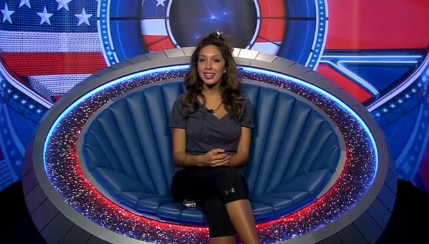 CBB: Farrah answers viewers' questions in the Diary Room