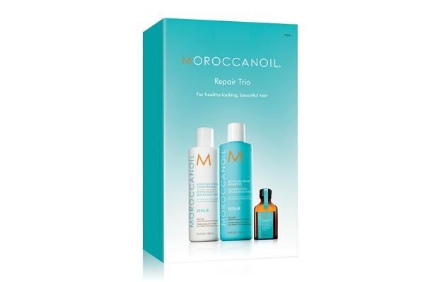 Moroccanoil Hair Repair Trio Kit £33.80, 10th September 2015