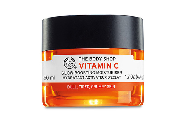 The Body Shop Vitamin C Glow Boosting Moisturiser £16, 11th September 2015