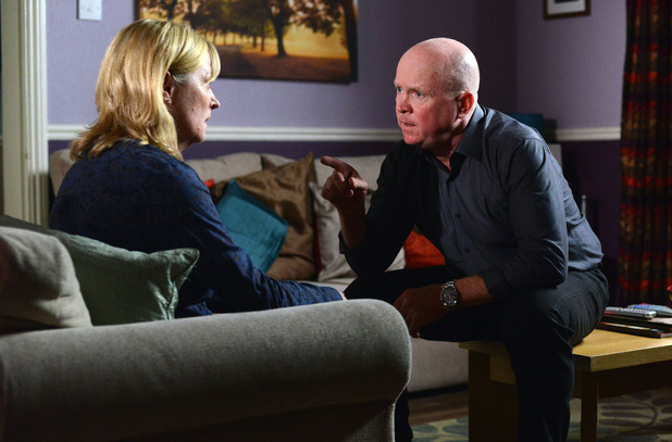EastEnders, Phil confronts Sharon, Thu 10 Sep