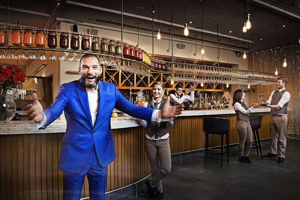First Dates, Maitre-d' Fred, Thu 10 Sep