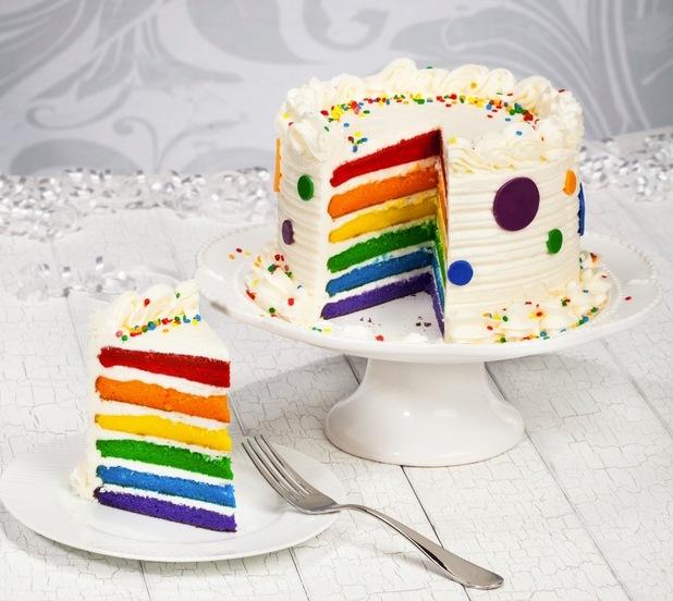 rainbow cake free - photo #17