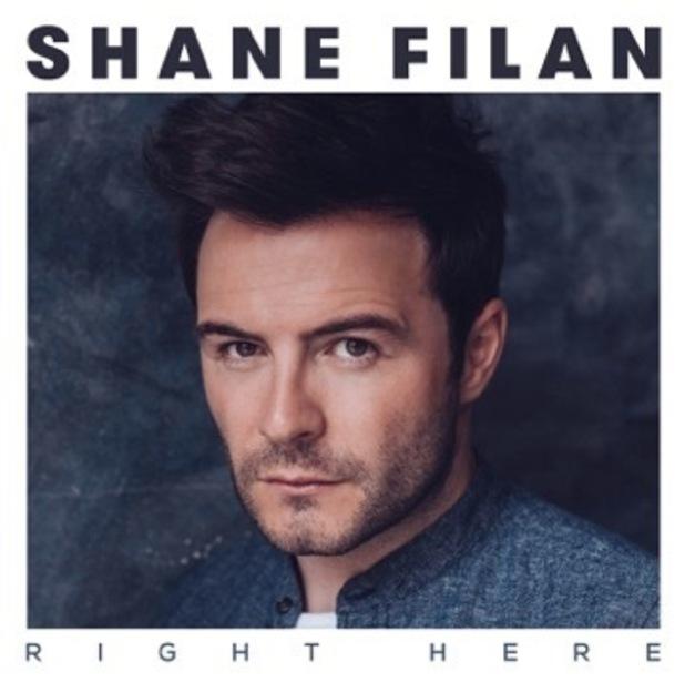 Shane Filan press shots for his upcoming album 'Right Here', September 2015