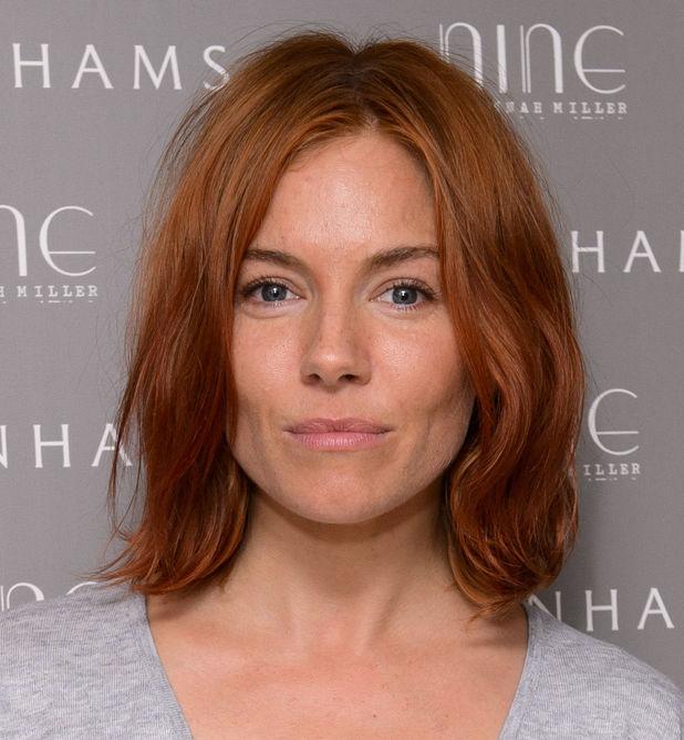 Sienna Miller attends Nine By Savannah Miller Launch Party, London, Britain - 08 Sep 2015