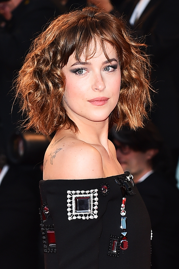 Dakota Johnson at the Venice Film Festival, A Bigger Splash premiere 7th September 2015