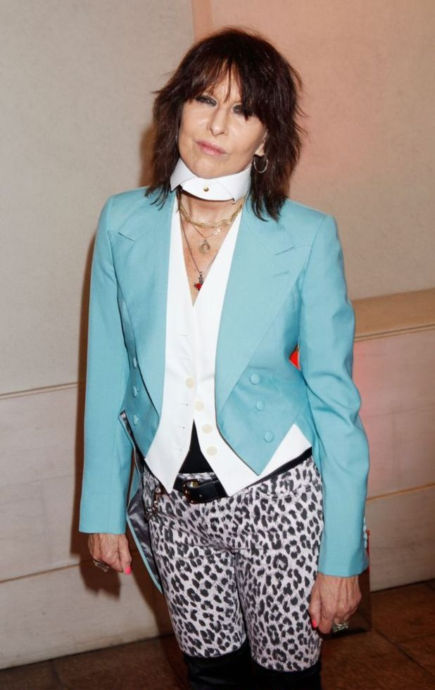 There's no such thing as an invitation to rape - Chrissie Hynde