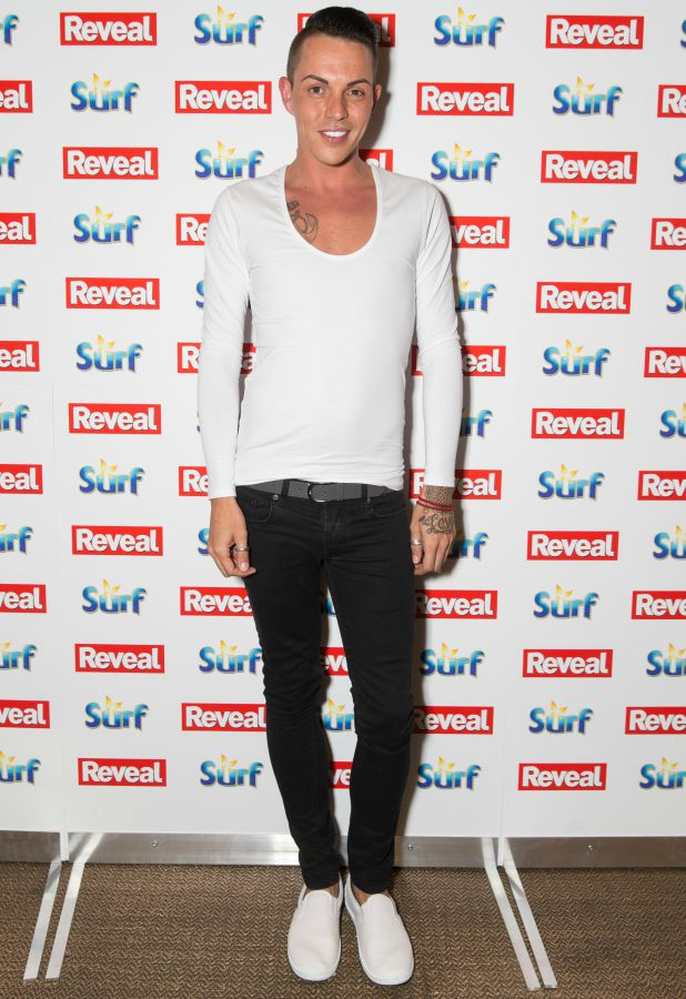 The Reveal Online Fashion Awards held at Distrkt Bobby Norris