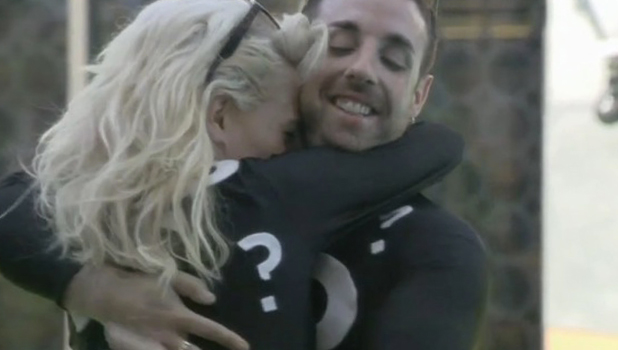 CBB: Chloe-Jasmine thrilled her task is over and she can kiss Stevi again
