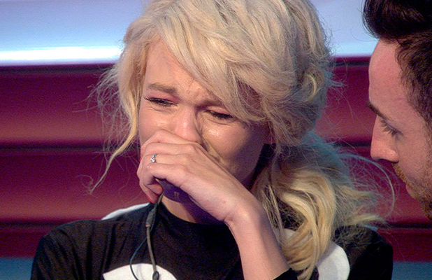 CBB: Day 14 grabs: Chloe-Jasmine has a meltdown over task