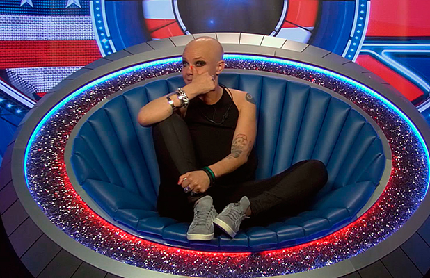 CBB Day 13: Gail reacts to being saved from eviction.