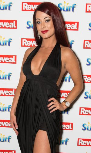 Reveal Online Fashion Awards, London, Britain - 07 Sep 2015 Jessica Hayes