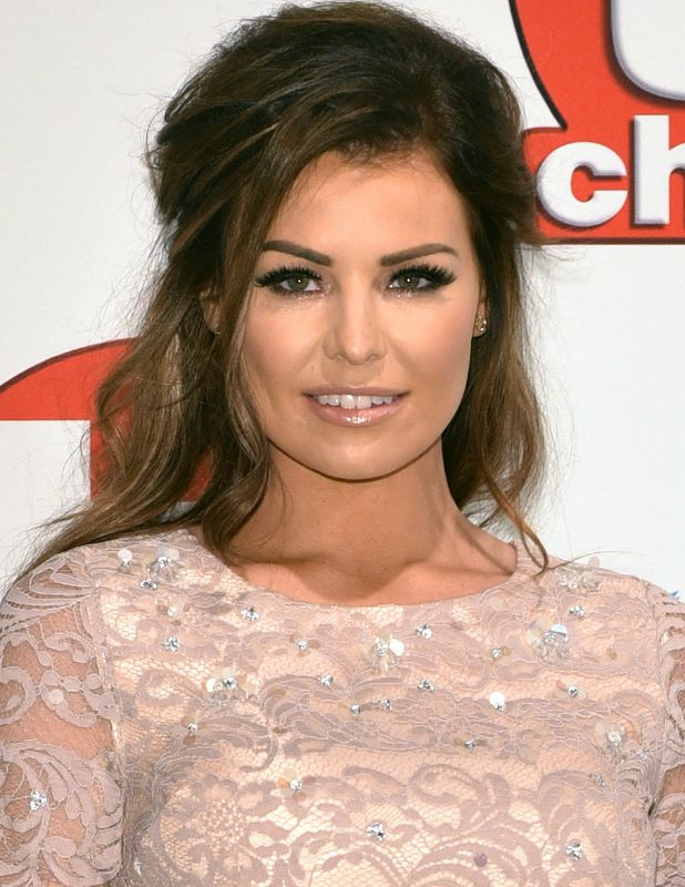 The 2015 TV Choice Awards held at the Hilton Park Lane. Jess Wright