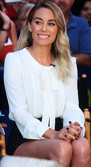 'Good Morning America' TV show, New York, America - 07 Sep 2015 Lauren Conrad