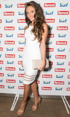 The Reveal Online Fashion Awards held at Distrkt Megan McKenna