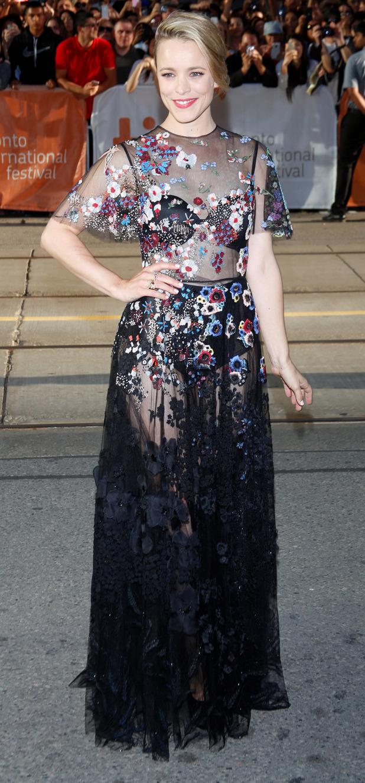 Rachel McAdams at International Film Festival in Toronto, 15th September 2015