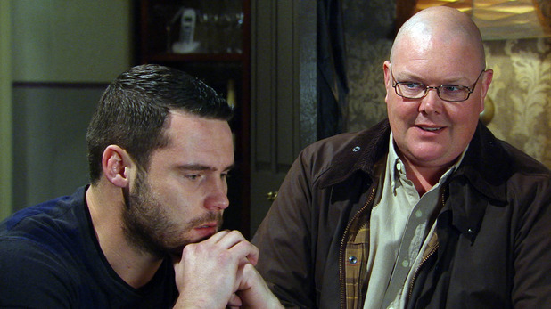 Emmerdale, Aaron confesses to Paddy, Tue 22 Sep