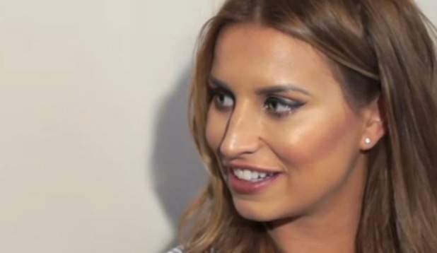Ferne McCann talks about her love life in new TOWIE vid - 17 September 2015.