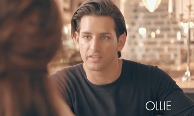 Ollie Locke makes Made In Chelsea return - 14 September 2015.