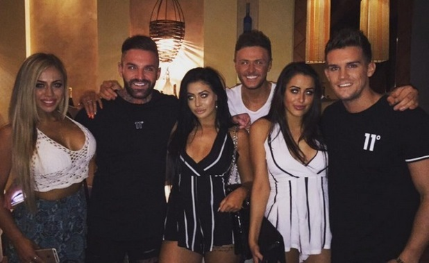 Marnie Simpson joins Geordie Shore cast for PA in Italy 13 September
