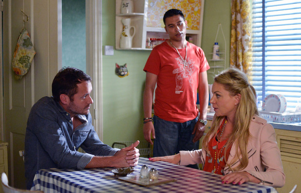 EastEnders, Will Roxy leave with Charlie?, Fri 18 Sep