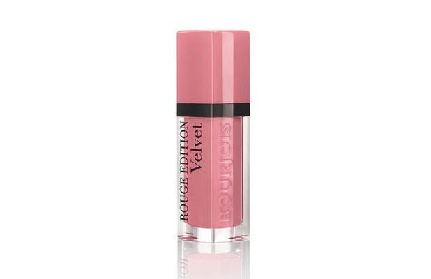 Bourjois Don't Pink of It Velvet Lipstick, £8.99 15th September 2015