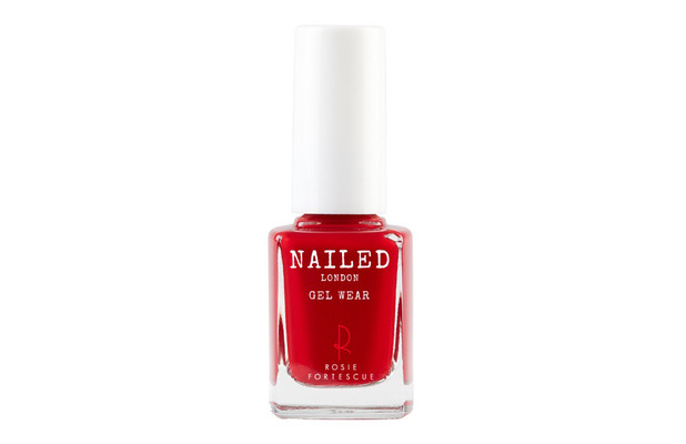 Nailed London X Rosie Fortescue Gel Wear Polish in Rosie's Red £7 15th September 2015