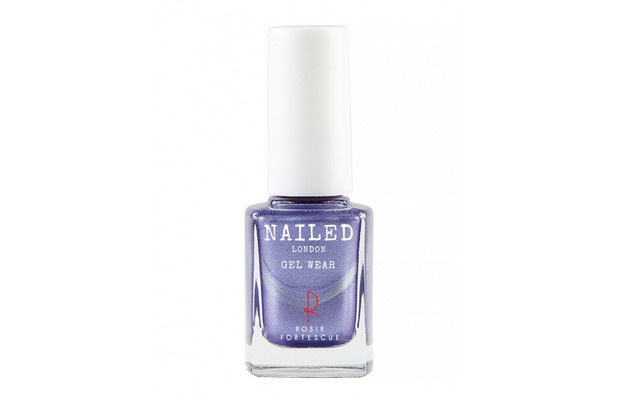 Nailed London X Rosie Fortescue Gel Wear Polish in Stormy Violets, £7 15th September 2015