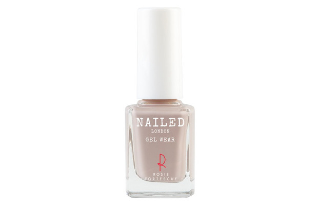Nailed London X Rosie Fortescue Gel Wear Polish in Noodle Nude, £7 15th September 2015