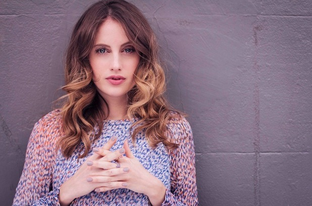 Nailed London X Rosie Fortescue Gel Wear Polish campaign picture three 15th September 2015