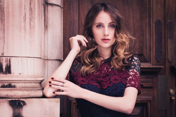 Nailed London X Rosie Fortescue Gel Wear Polish campaign picture one 15th September 2015