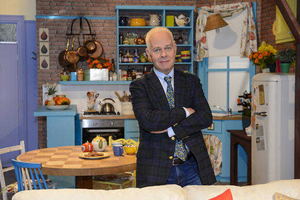 Friends star James Michael Tyler launches Comedy Central's FriendsFest - Monica's apartment - 15 September 2015.