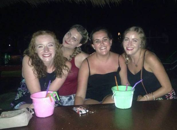 Night out in Phi-Phi, Thailand. 14/9/15