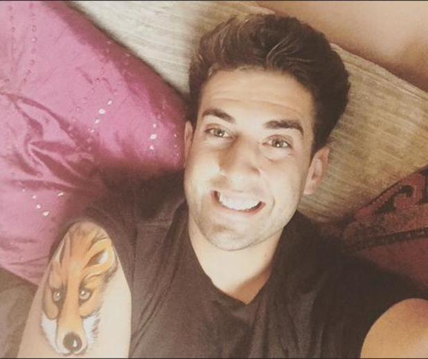 James 'Arg' Argent shows off new tattoo - but is it real? 19 September